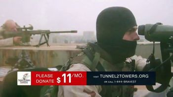 Stephen Siller Tunnel to Towers Foundation TV Spot, 'Travis Vendela' Featuring Mark Wahlberg
