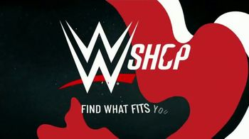 WWE Shop TV Spot, 'Endless Possibilities: BOGO T-Shirts and Championship Title Savings' Song by Command Sisters - Thumbnail 7