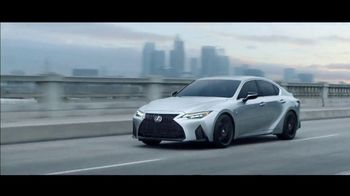 2021 Lexus IS TV Spot, 'Vanity Plates' Song by Ebo Taylor, Jr. [T2] - Thumbnail 4