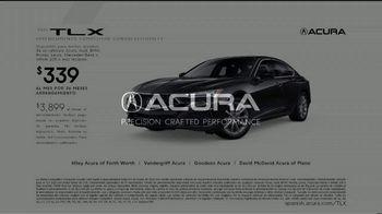 2021 Acura TLX TV Spot, 'Viene de campeones' [Spanish] [T2] - Thumbnail 8