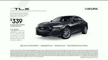 2021 Acura TLX TV Spot, 'Viene de campeones' [Spanish] [T2] - Thumbnail 9