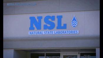 Natural State Laboratories TV Spot, 'Fast and Accurate Testing' - Thumbnail 3