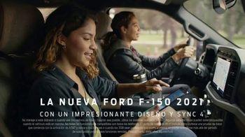 2021 Ford F-150 TV Spot, 'Chévere' [Spanish] [T1] - Thumbnail 6