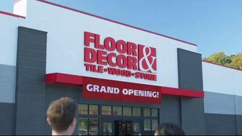Floor & Decor TV Spot, 'Grand Opening: McKinney' - Thumbnail 1