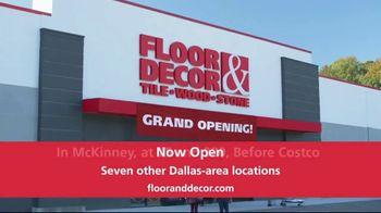Floor & Decor TV Spot, 'Grand Opening: McKinney' - Thumbnail 10