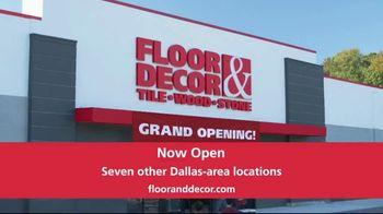 Floor & Decor TV Spot, 'Grand Opening: McKinney' - Thumbnail 9
