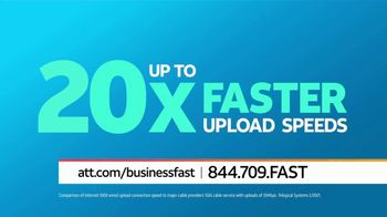 AT&T Business Fiber TV Spot, 'Good Business' - Thumbnail 5