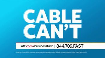 AT&T Business Fiber TV Spot, 'Good Business' - Thumbnail 6