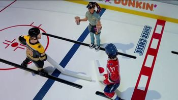 Dunkin' TV Spot, 'NHL Inside the Bubble: Good Game'