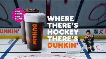 Dunkin' TV Spot, 'NHL Inside the Bubble: Good Game' - Thumbnail 6