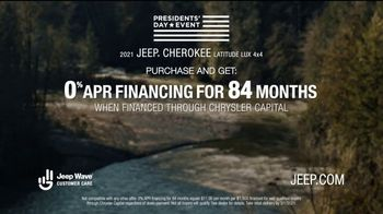 Jeep Presidents Day Event TV Spot, 'You Thought' [T2] - Thumbnail 7