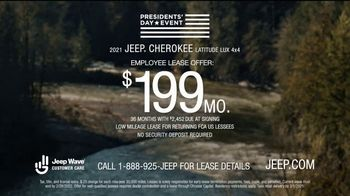 Jeep Presidents Day Event TV Spot, 'You Thought' [T2] - Thumbnail 8