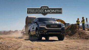 Ram Trucks Truck Month TV Spot, 'Great Deals' Song by Foo Fighters [T2] - Thumbnail 2