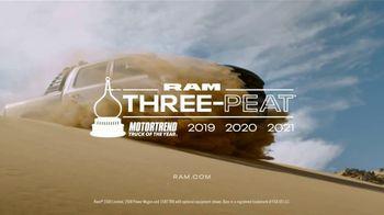 Ram Trucks Truck Month TV Spot, 'Great Deals' Song by Foo Fighters [T2] - Thumbnail 4