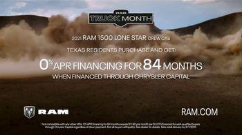 Ram Trucks Truck Month TV Spot, 'Great Deals' Song by Foo Fighters [T2] - Thumbnail 5