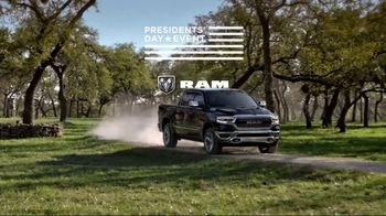 Ram Trucks Presidents Day Event TV Spot, 'Great Deals' Song by Foo Fighters [T2] - Thumbnail 1