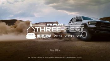 Ram Trucks Presidents Day Event TV Spot, 'Great Deals' Song by Foo Fighters [T2] - Thumbnail 4