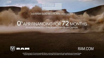 Ram Trucks Presidents Day Event TV Spot, 'Great Deals' Song by Foo Fighters [T2] - Thumbnail 5