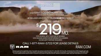 Ram Trucks Presidents Day Event TV Spot, 'Like Never Before' Song by Foo Fighters [T2] - Thumbnail 8