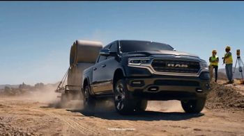 Ram Trucks Presidents Day Event TV Spot, 'Like Never Before' Song by Foo Fighters [T2] - Thumbnail 2