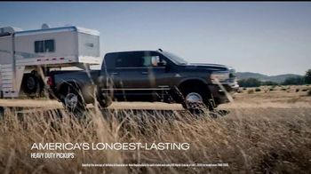 Ram Trucks Presidents Day Event TV Spot, 'Like Never Before' Song by Foo Fighters [T2] - Thumbnail 3