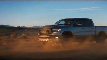 Ram Trucks Presidents Day Event TV Spot, 'Like Never Before' Song by Foo Fighters [T2] - Thumbnail 5