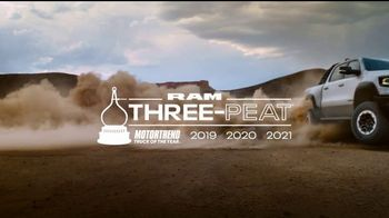 Ram Trucks Presidents Day Event TV Spot, 'Like Never Before' Song by Foo Fighters [T2] - Thumbnail 6