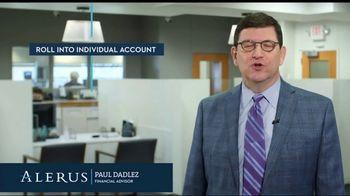Alerus Financial TV Spot, '401lk Rollover Options' - Thumbnail 8
