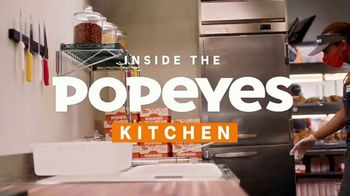Popeyes TV Spot, 'Inside the Popeyes Kitchen: Nathan' - Thumbnail 1