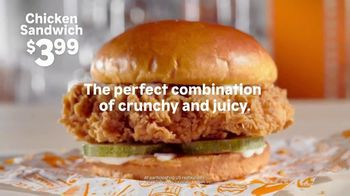Popeyes TV Spot, 'Inside the Popeyes Kitchen: Nathan' - Thumbnail 8