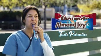 Almond Joy TV Spot, 'Taste Paradise' - Thumbnail 9