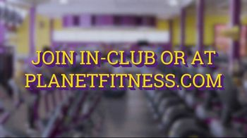 Planet Fitness TV Spot, 'Squeaky Clean: $1 Down' - Thumbnail 7