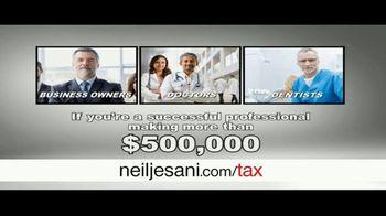 Neil Jesani TV Spot, 'Every Tax Break' - Thumbnail 1