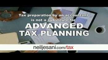 Neil Jesani TV Spot, 'Every Tax Break' - Thumbnail 3