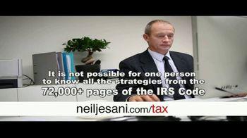 Neil Jesani TV Spot, 'Every Tax Break' - Thumbnail 6