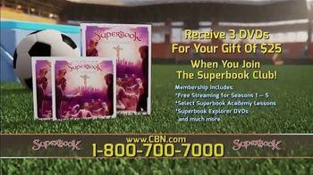 Superbook: Love Your Enemies Home Entertainment TV Spot - Thumbnail 4