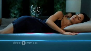 Ultimate Sleep Number Event TV Spot, 'Weekend Special: Save 50% and Free Delivery' - Thumbnail 3
