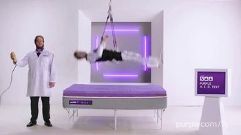Purple Mattress TV Spot, 'Take My Advice' - Thumbnail 7