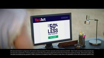 TaxACT TV Spot, 'Stranded: Don't Get Stuck on Taxes: 50%' - Thumbnail 8