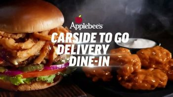 Applebee's $1 Bonus Boneless Wings TV Spot, 'With Any Hand-Crafted Burger' Song by Smash Mouth - Thumbnail 7