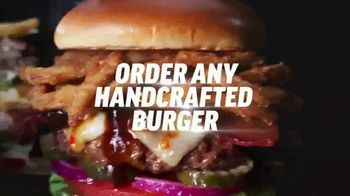 Applebee's $1 Bonus Boneless Wings TV Spot, 'With Any Hand-Crafted Burger' Song by Smash Mouth
