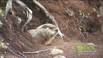 Direct Orthopedic Care TV Spot, 'Phil the Groundhog: Ice Injuries'
