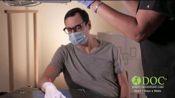 Direct Orthopedic Care TV Spot, 'Phil the Groundhog: Ice Injuries' - Thumbnail 4