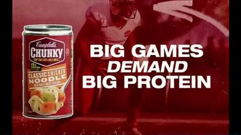 Campbell's Soup TV Spot, 'Big Games Demand Big Protein' Song by Shyloom, Black Prez - Thumbnail 9