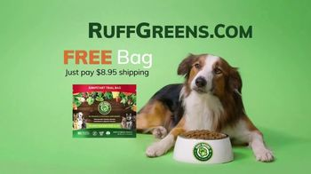 Ruff Greens TV Spot, 'Part of the Family: Free Bag' - Thumbnail 10
