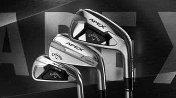 Callaway Apex TV Spot, 'Forged For Precision'
