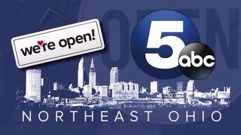 Destination Cleveland TV Spot, 'NBC 5: We're Open' - Thumbnail 1