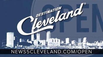 Destination Cleveland TV Spot, 'NBC 5: We're Open' - Thumbnail 10