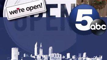 Destination Cleveland TV Spot, 'NBC 5: We're Open' - Thumbnail 2