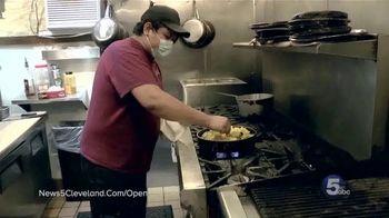Destination Cleveland TV Spot, 'NBC 5: We're Open' - Thumbnail 6